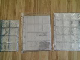 A5, B5 ir A4 formato holderių įmautės - nuotraukos Nr. 2
