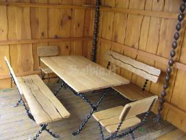 stalas 1,4x0,75  kaina 470 eu. - nuotraukos Nr. 5