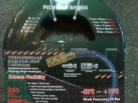Žarna kompresoriui kompresoriams su siulais armuot