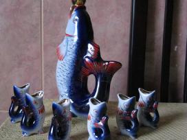 CCCP Porcelianas.zuvele ir zuvytes.zr. foto. - nuotraukos Nr. 4