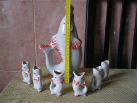 CCP Porcelianas.zuvele ir zuvytes.zr. foto. - nuotraukos Nr. 3
