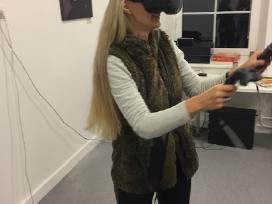 HTC Vive virtualios realybės akiniai (nuoma) - nuotraukos Nr. 3