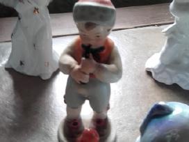 Daug porceliano statulėlių - nuotraukos Nr. 6