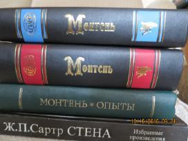 Rusu kalba М. Монтень. Опыты