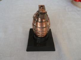 Žiebtuvėlis granata - nuotraukos Nr. 2