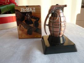 Žiebtuvėlis granata - nuotraukos Nr. 3