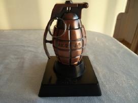 Žiebtuvėlis granata - nuotraukos Nr. 4