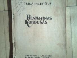 "J. Marcinkevicius ""Benjaminas Kordusas"" 1946m."