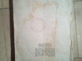 """J. Marcinkevicius """"Benjaminas Kordusas"""" 1946m. - nuotraukos Nr. 2"""