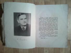 """Antanas Venslova """"Obelis kur augalota"""" 1945m. - nuotraukos Nr. 3"""