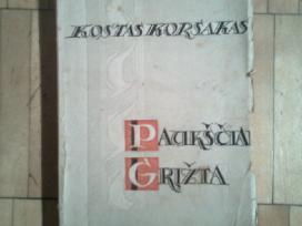 "Kostas Korsakas ""Pauksciai grizta"" 1945m."