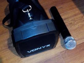 Nesiojama kolonele su bevieliu mikrofonu - nuotraukos Nr. 2