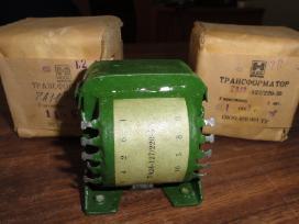 Transformatoriai ( latrai ), reostatas рб-302 у2. - nuotraukos Nr. 10