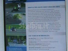 Teisingas ir saugus motociklo vairavimas