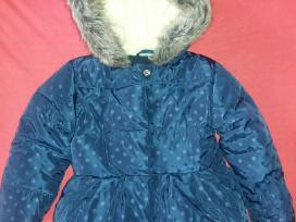 Žieminė striukė mergaitei nuo 1,5 m. iki 2 metų