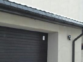 Namų statyba nuo pamatų iki raktų