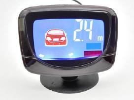 Kokybiška nauja parkavimo sistema su LCD ekranu