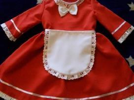 Raudonkepuraitė kostiumas