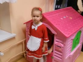 Raudonkepuraitė kostiumas - nuotraukos Nr. 2
