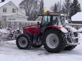 Sniego valymo-stumdymo paslaugos