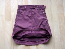 Violetinis sijonas 98/104 su pamušalu - nuotraukos Nr. 4