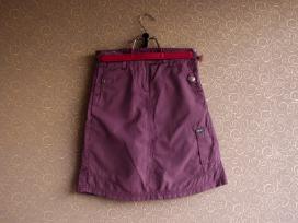 Violetinis sijonas 98/104 su pamušalu