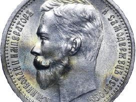 Nikolajaus ll ojo sidabras.perku