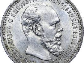 Perku aleksandro ir nikolajaus rublius kolekcijai