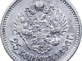 Perku aleksandro ir nikolajaus rublius kolekcijai - nuotraukos Nr. 8