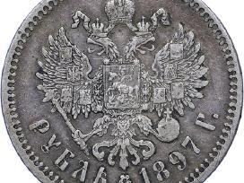 Brangiausiai perku sidabrines ir varines monetas - nuotraukos Nr. 8