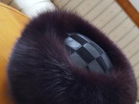 Elegantiska ziemos kepure 36eur - nuotraukos Nr. 2