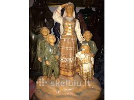 Ieškau Kauno dailės statulėlių