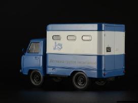 50-анс Уаз-451д Мебельный фургон - nuotraukos Nr. 2