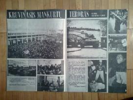"""Zurnalo """"Svyturys"""" 1991 metu komplektas - nuotraukos Nr. 2"""