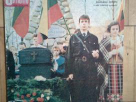 """Zurnalo """"Svyturys"""" 1991 metu komplektas - nuotraukos Nr. 4"""