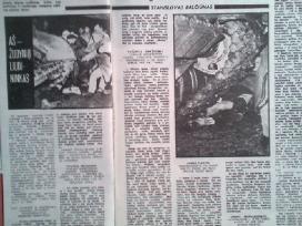 """Zurnalo """"Svyturys"""" 1991 metu komplektas - nuotraukos Nr. 5"""