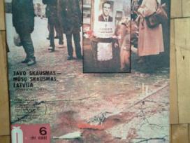 """Zurnalo """"Svyturys"""" 1991 metu komplektas - nuotraukos Nr. 10"""