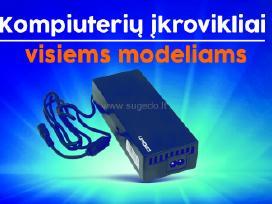 Nešiojamų kompiuterių įkrovikliai Klaipėdoje