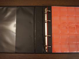 Albumas monetoms 200 langelių (35x40) - nuotraukos Nr. 2