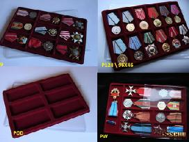 Padėklai (paletės) monetoms, medaliams, kapsulėms - nuotraukos Nr. 2