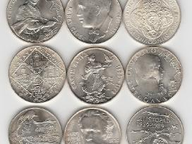 Cekoslovakija nuo 50kc. iki 100kc. 44vnt. monetu - nuotraukos Nr. 7