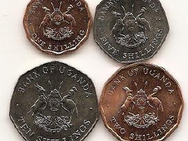 Ugandos monetu rinkinukas