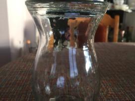 Vyno talpa, briaunuotos stiklinės