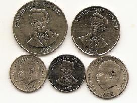 Haicio monetu rinkinukas