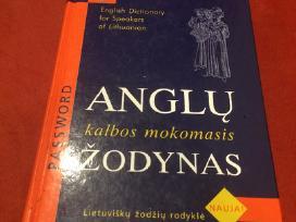 Anglu kalbos zodynai
