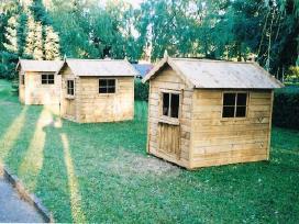 Vaikų žaidimų namelis - nameliai - nuotraukos Nr. 6