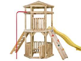 Vaikų žaidimų namelis - nameliai - nuotraukos Nr. 10