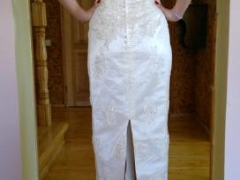 Nauja Retro stiliaus vestuvinė suknelė - nuotraukos Nr. 5