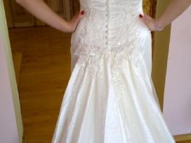 Nauja Retro stiliaus vestuvinė suknelė - nuotraukos Nr. 3