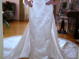 Nauja Retro stiliaus vestuvinė suknelė - nuotraukos Nr. 2